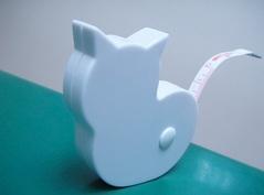 体脂肪率を導くための計測メジャー
