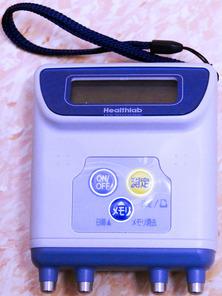犬用体脂肪計 IBF-D02 ヘルスラボ