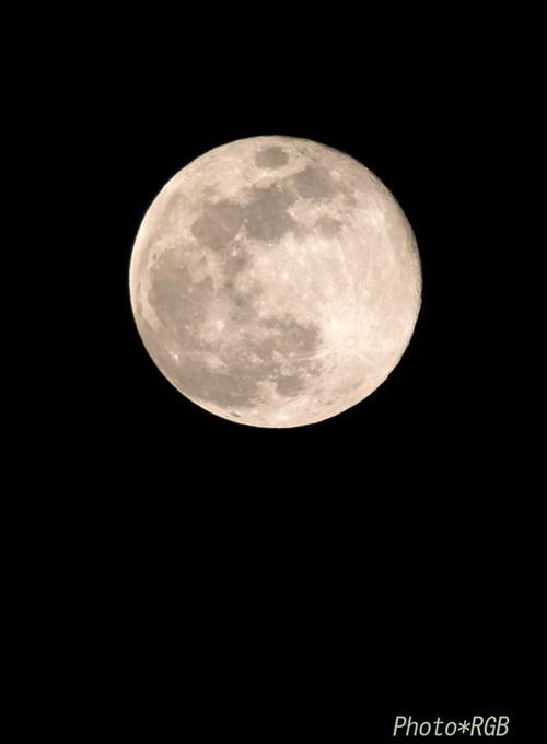 1D� クリスマス*イブの満月