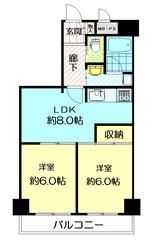 ルモン東梅田102号室