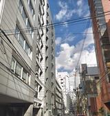 MF桜橋ビル南側通り