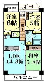 ライオンズマンション梅田東901