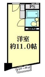 メガロコープ福島604号室