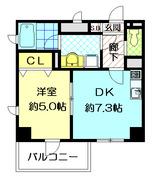 ディーコート東梅田503号室