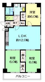 ルネ中之島1102号室