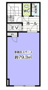 桜橋ホワイトビル間取