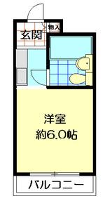 メゾン・ド・セレーネ202号室