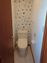 7号地2階トイレ
