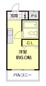 メゾン・ド・ソレイユ207号室