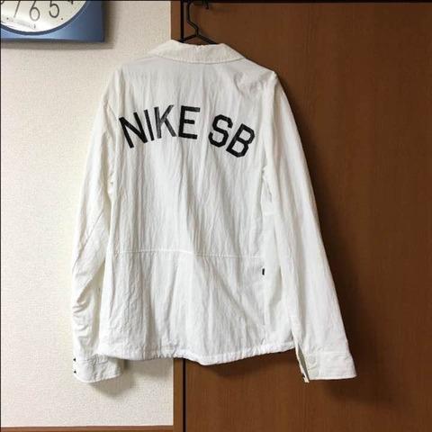 NIKE SB コーチジャケット ナイロンジャケット01