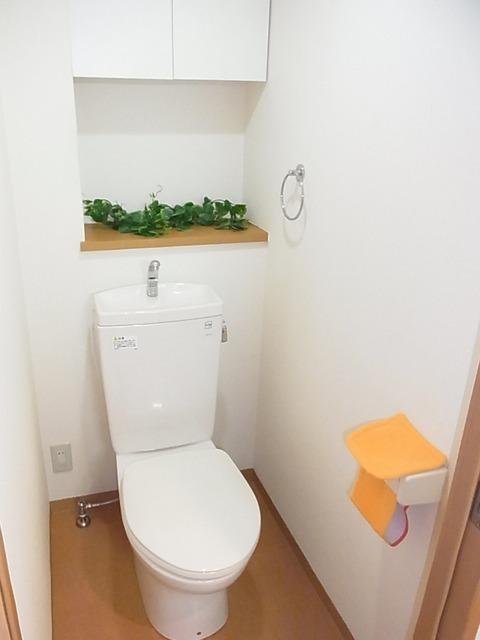 グランベリーモデル トイレ