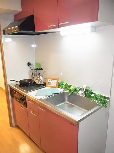 グランベリーモデル  キッチン