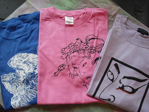やつゆTシャツ3枚