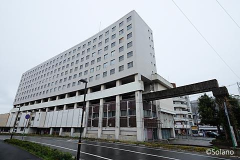 姫路モノレール・大将軍駅こと高尾アパート