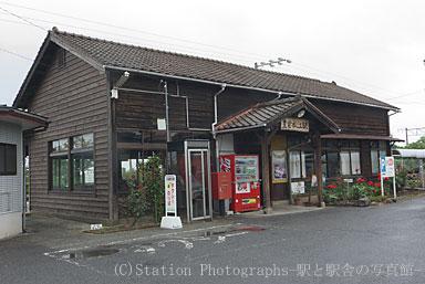 豊前松江駅駅舎