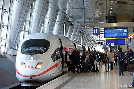 ドイツ鉄道ICE