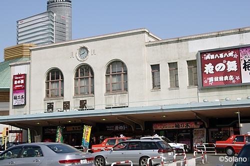 JR東日本・総武本線、両国駅