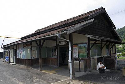 備前一宮駅駅舎