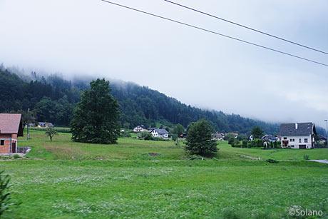 ベオグラード行きEN、スロベニア区間の車両