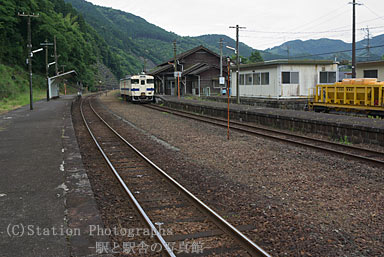 坂本駅駅舎