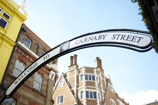 Carnaby Street Arch