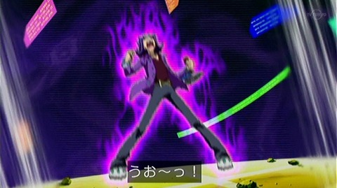 【遊戯王】全身と武器がギリギリ見切れる位まできちんと入れてるの良いよね良くない
