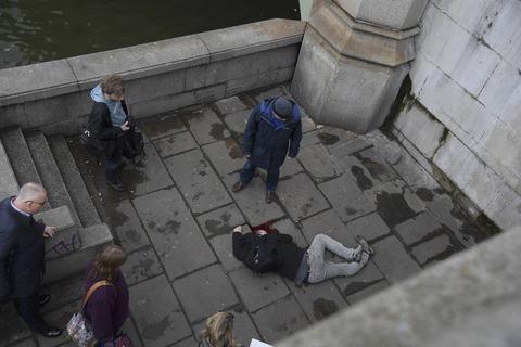 イギリス、テロ1