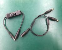 26:DC電源分配ケーブル、中間スイッチ