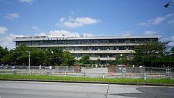 検見川高校