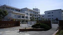千葉西高校