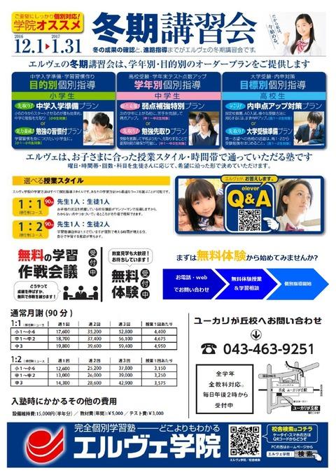 ユーカリ2016 冬期講習版(ウラ)-001