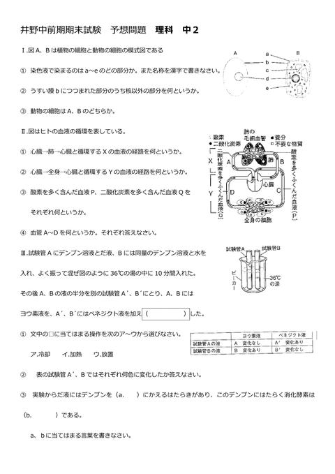 井野中2理科 (1)
