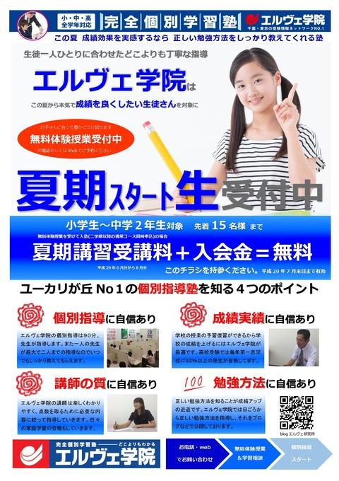 ユーカリ2017 夏募集版(オモテB4)-001