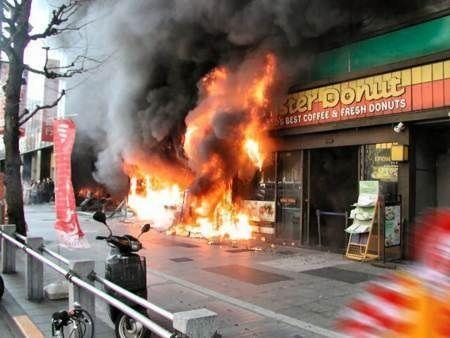 【緊急】川越の火事が凄い_016