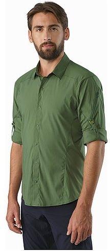Elaho Shirt LS op 06