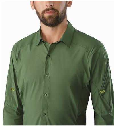 Elaho Shirt LS op 01
