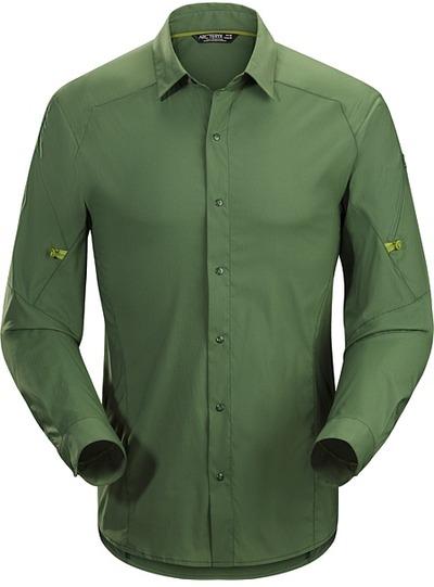Elaho Shirt LS -Cypress