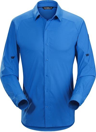 Elaho Shirt LS -Rigel