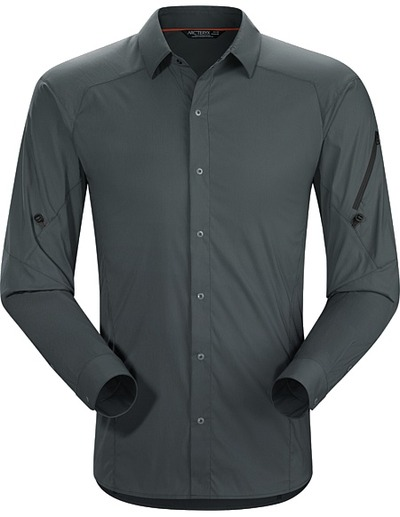 Elaho Shirt LS -Magnet
