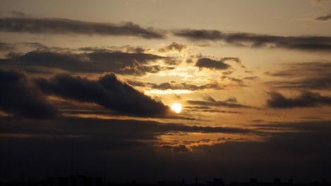 20080503 夕刻の空2