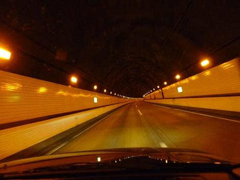 20090812 トンネル