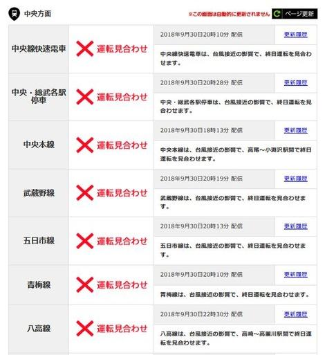 20180930 台風の影響-JR運転見合わせ-3