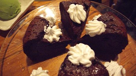 20081219 ケーキ