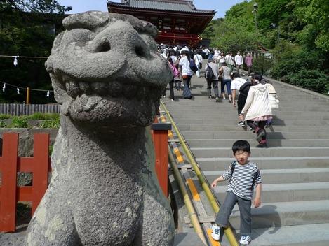20110502 鶴岡八幡宮-2