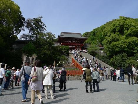 20110502 鶴岡八幡宮