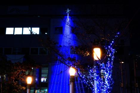 20181125 川口駅前点灯式