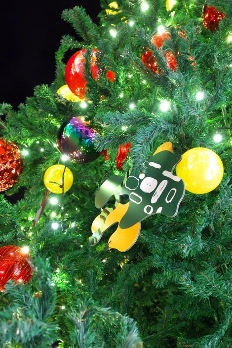 20181114 浦和パルコクリスマスツリー3