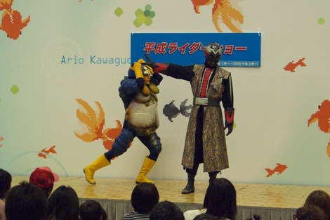 20120429 平成ライダーショー ヤミー