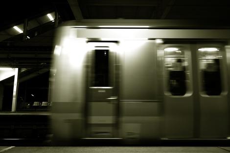 20180413 ある駅終電