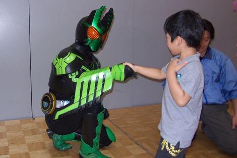 20110813 仮面ライダーオーズ
